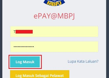 Comprehensive step by step guide for paying parking fine summons online in PJ Malaysia (MBPJ)